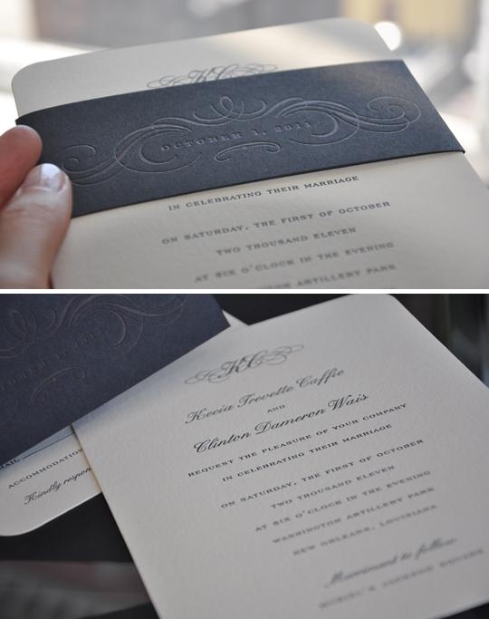 Caffie Invitation